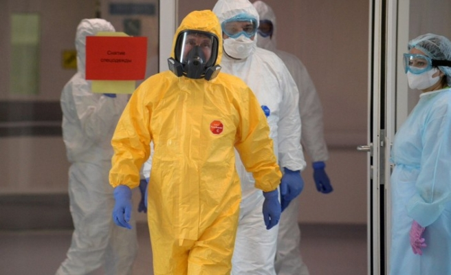 Koronavirüs Rusya'da hız kazandı