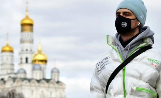 Koronavirüs Rusya'da hız kazandı son 24 saatte 4.785 yeni vaka