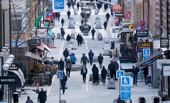 Stockholm Bölgesi'nin günlük koronavirüs raporu