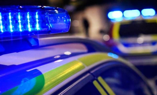 Apartman basıp adam döven dört kişi yakalandı