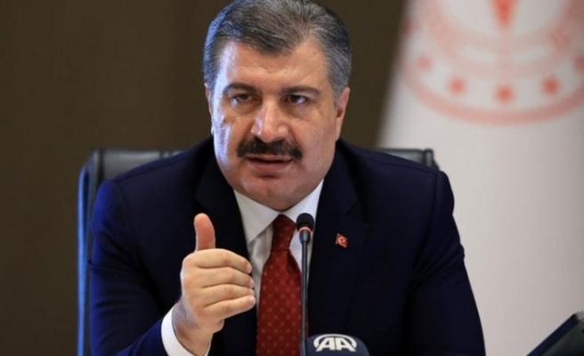 Bakan Koca Türkiye'deki ölüm oranlarını açıkladı