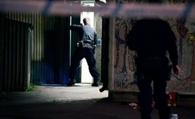 Başkent Stockholm'de bir kişi darp edilip bıçaklandı