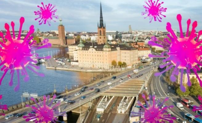 Stockholm'deki belediye ve ilçelere göre koronavirüs durumu