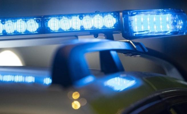 Halmstad'da bir kişi bıçaklandı