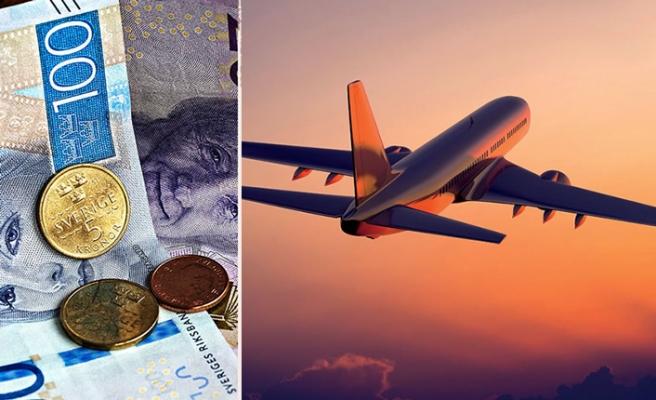İsveç'teki on seyahat acentesinden dokuzu iflasa gidiyor