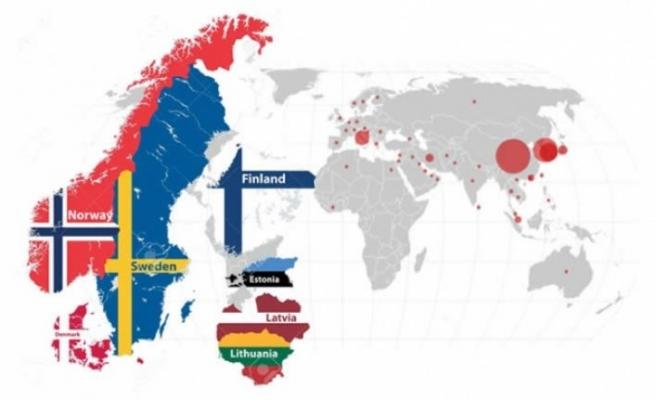 Korona nedeniyle komşu ülkeler İsveç'i dışlıyor