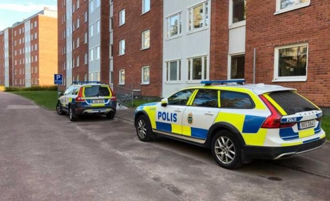 Kristinehamn'da çıkan yangında bir kadın hayatını kaybetti