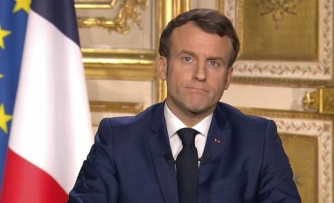 Macron uyardı: Normal yaşama dönüş olmayacak!