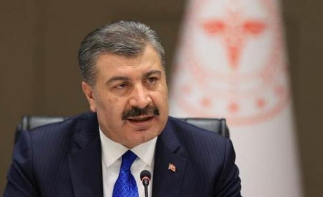 Sağlık Bakanı Koca son durumu açıkladı! 'Vefat edenlerin oranı azalıyor'