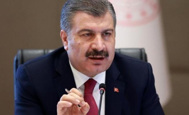 Sağlık Bakanı Koca Türkiye'deki son vaka, ölüm ve iyileşenlerin sayısını açıkladı!