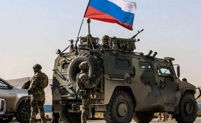 Suriye'de sıcak gelişme! Rus ve ABD askerleri karşı karşıya