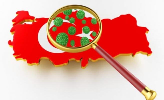 Türkiye'de koronavirüs nedeniyle son bir günde 48 kişi hayatını kaybetti