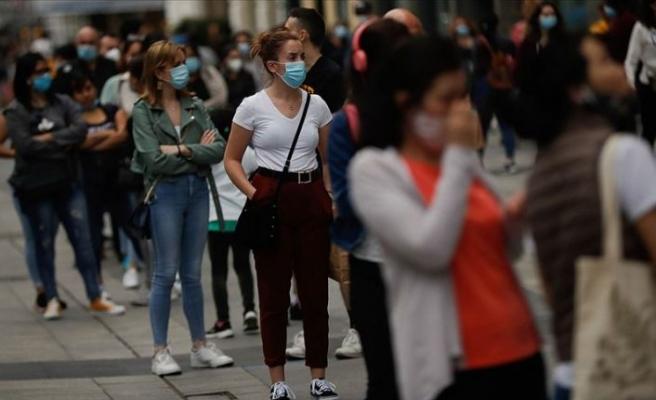 Dünya genelinde koronavirüs tespit edilen kişi sayısı 7 milyon 996 bini geçti