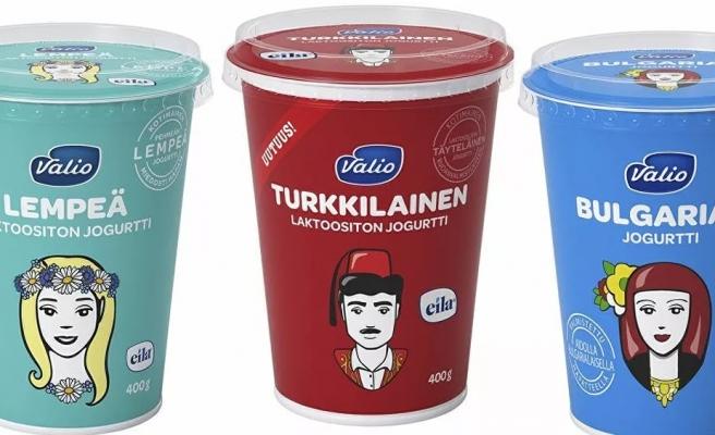 Finlandiyalı firma, Türk yoğurdunun üzerindeki 'fesli adam' resmini hazmedemedi
