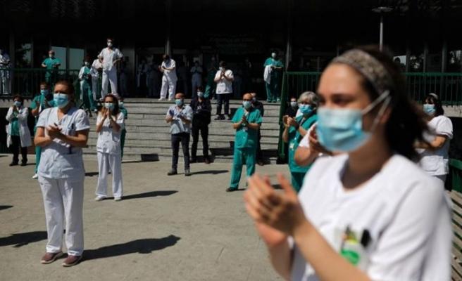 İspanya'da dört günden beri Kovid-19'dan yeni ölüm rapor edilmedi