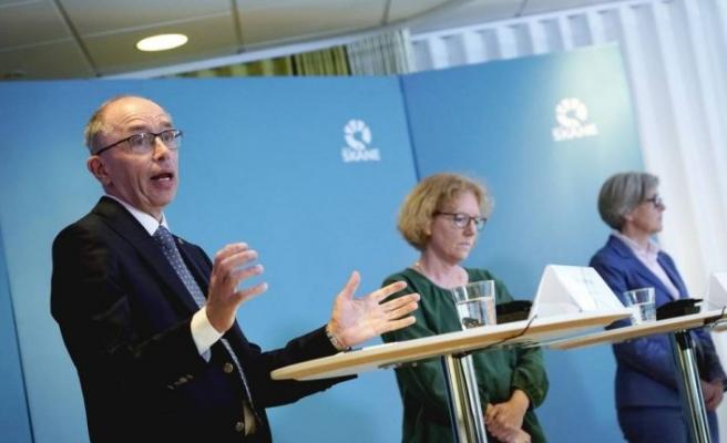 İsveç'te en az vakası olan bölge test sayısını artırıyor