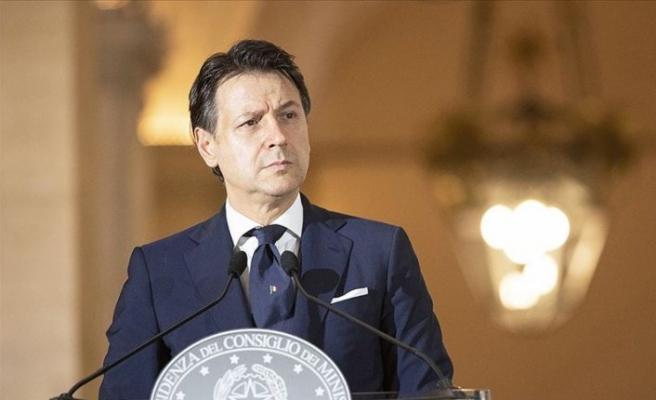 İtalya Başbakanı Conte, koronavirüs soruşturması kapsamında ifade verdi