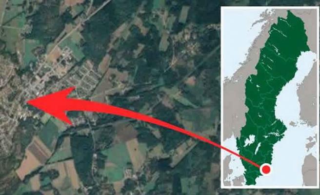 Karlskrona'da 5 yaşındaki çocuk kayboldu