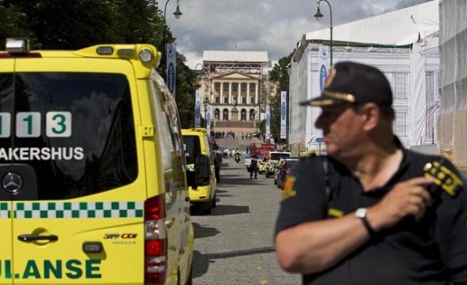 Norveç'te polis 10 bin silahlı göreve gitti, 13'ünde ateş etti 1 kişi öldü