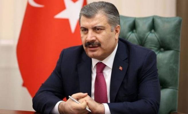 Sağlık bakanı Koca: Türkiye'deki korona ile ilgili son bilgileri paylaştı