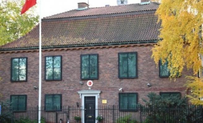 T.C. Stockholm Büyükelçiliği'nden Türkiye'ye gideceklere duyuru