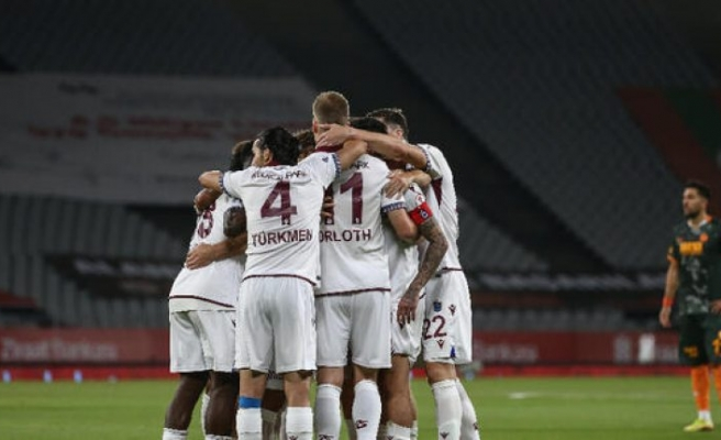CAS'tan Trabzonspora kötü haber: piyango Beşiktaş ve Galatasaray'a vurdu