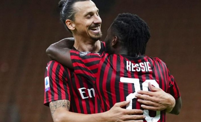İbrahimoviç: Milan'a sene başında gelseydim şampiyon biz olurduk