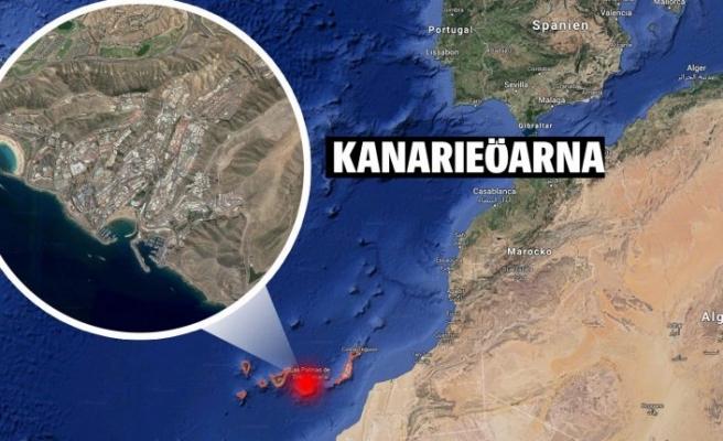 İsveçli kadın, İspanya'da öldürüldü