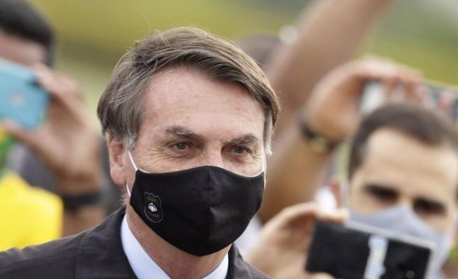 Salgının hız kesmediği Brezilya'da, Devlet Başkanı Jair Bolsonaro da Kovid-19'a yakalandı!