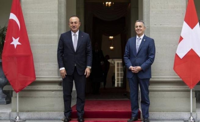 Çavuşoğlu'ndan Yunanistan ve Fransa'ya Doğu Akdeniz mesajları!