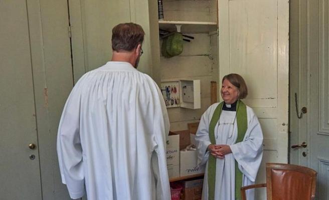 Dünyada ilk: İsveç'te rahibelerin sayısı rahipleri geçti