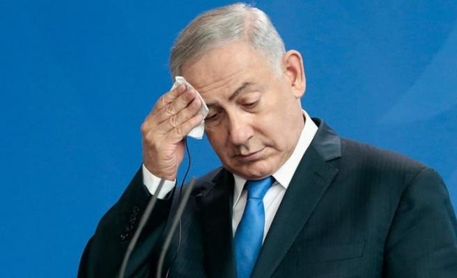İsrail'de Başbakan Netanyahu karşıtı gösteriler sürüyor: Binlerce kişi Netanyahu'nun istifasını istedi