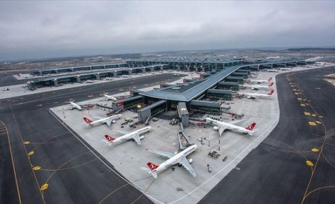 İstanbul Havalimanı dünyada sağlık akreditasyonu sertifikası alan ilk havalimanı oldu