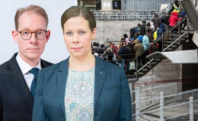 İsveç'te göç yasası tartışmaları: Muhalefet gelinen noktaya tepkili