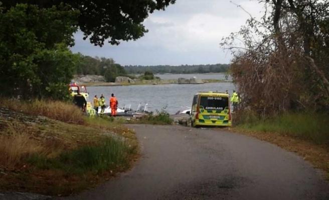 İsveç'te kaybolan çift aracının içinde suda ölü bulundu