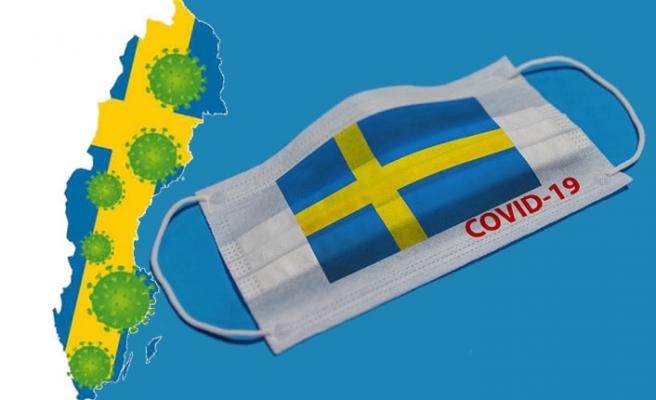 İsveç'te vaka sayısı 442 artarak, 84 bin 294 oldu