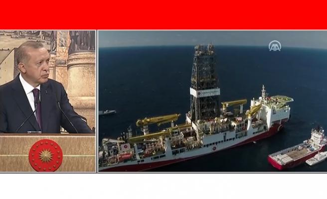 Türkiye Karadeniz'de tarihinin en büyük doğalgaz rezervini buldu