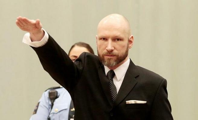 77 kişiyi öldüren 'Norveç katili' lakaplı Anders Breivik'ten af başvurusu