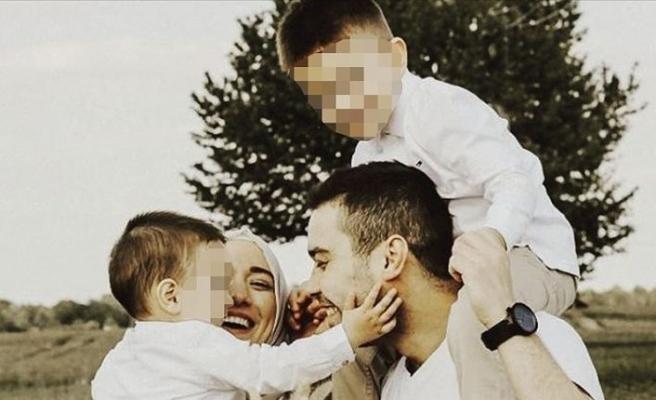 Almanya'da ellerinden alınan çocuklarına hukuk mücadelesiyle kavuşan aileye Bakanlık desteği