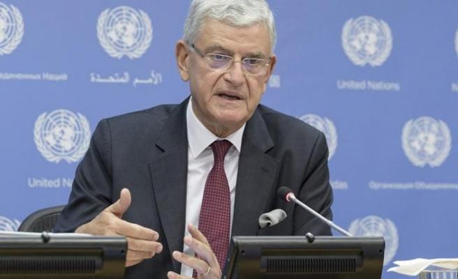 BM Genel Kurulu Başkanı Volkan Bozkır görevine başladı