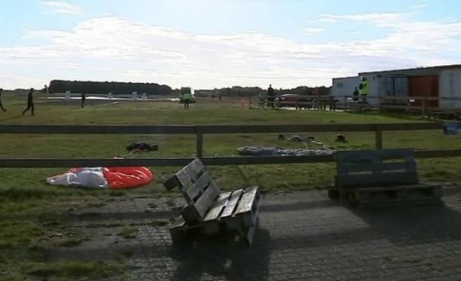 Danimarka paraşüt şampiyonası can aldı