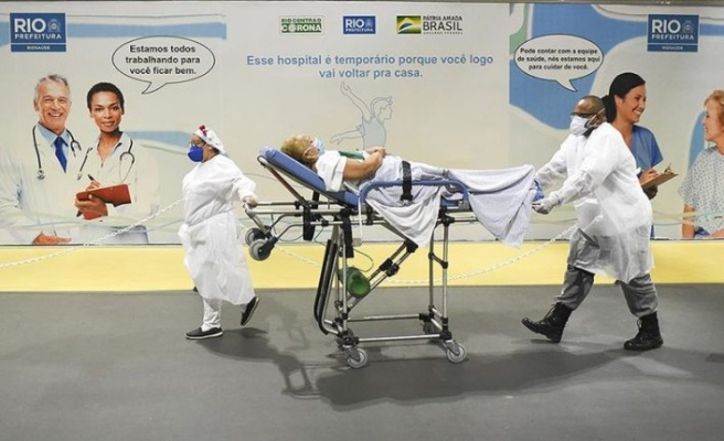 Dünya genelinde iyileşen Covid-19 hasta sayısı 18 milyonu geçti