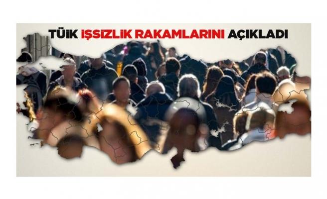 Türkiye: İşsizlik rakamları açıklandı