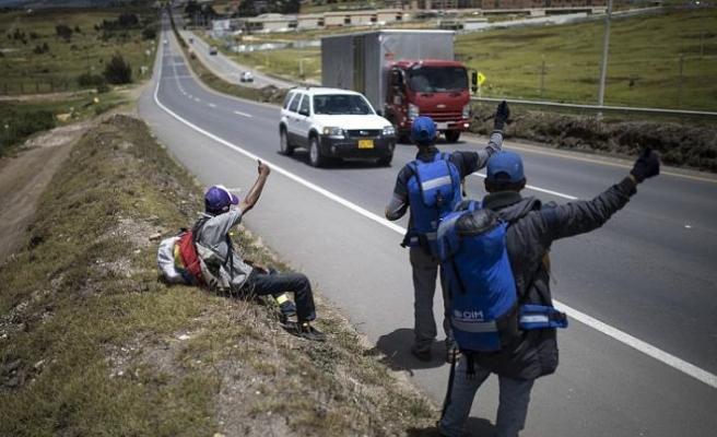 BM: Yaklaşık 3 milyon göçmen Covid-19 salgını nedeniyle ülkesine dönemiyor