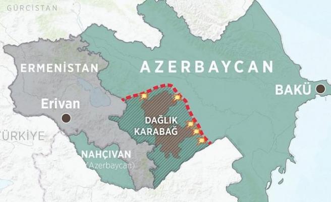 Dağlık Karabağ'da çatışmalar altıncı gününde