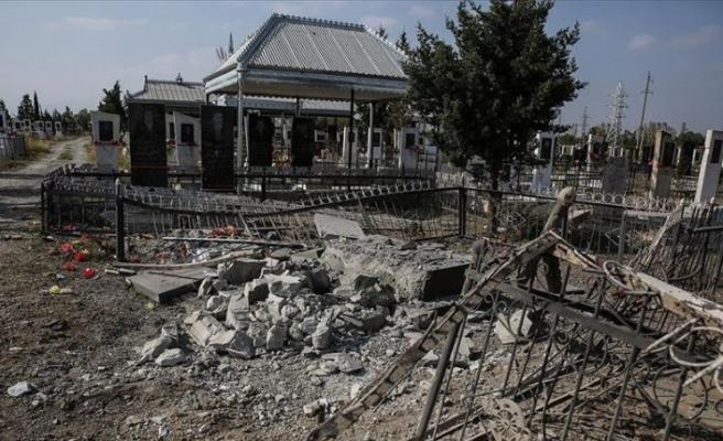 Ermenistan'ın sivilleri hedef alan saldırılarında: 47 kişi öldü 222 kişi yaralandı