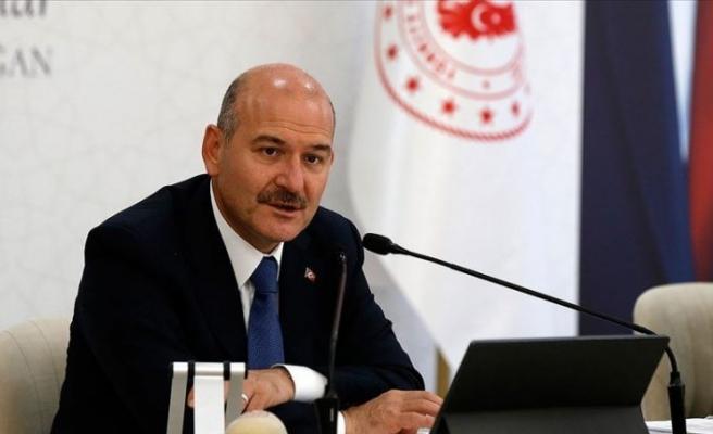 İçişleri Bakanı Soylu ve ailesinin Covid-19 testi pozitif çıktı