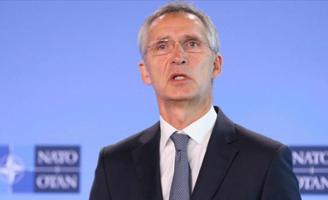 NATO Genel Sekreteri Stoltenberg Türkiye'ye gidiyor