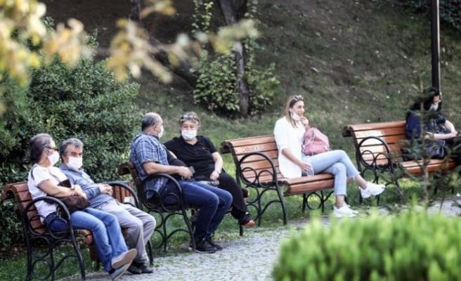 Türkiye'de son bir günde 1.894 yeni vaka