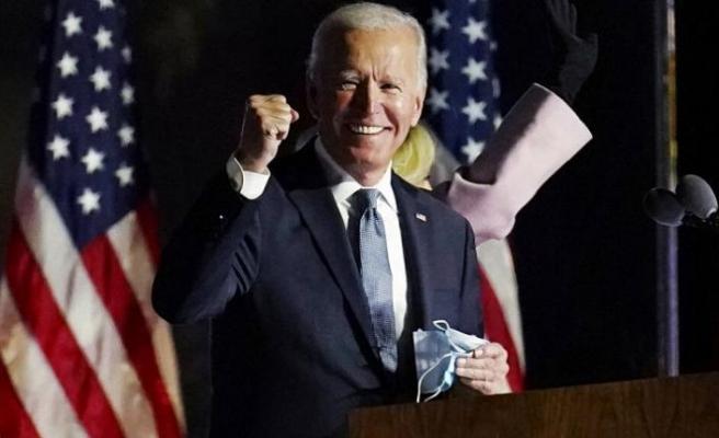 ABD yeni başkanını seçti: 46. ABD başkanı Joe Biden